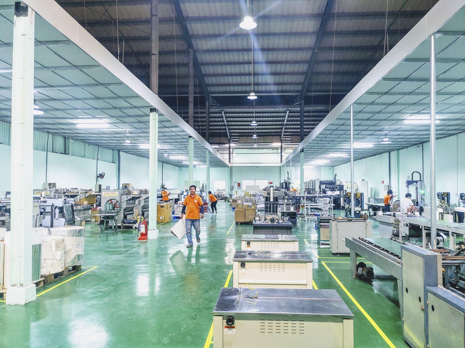 Xưởng An Nhật Tân